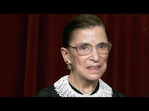 U.S. Supreme Court Justice Ruth Bader Ginsburg dead at 87