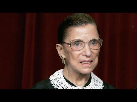U.S. Supreme Court Justice Ruth Bader Ginsburg dead at 87