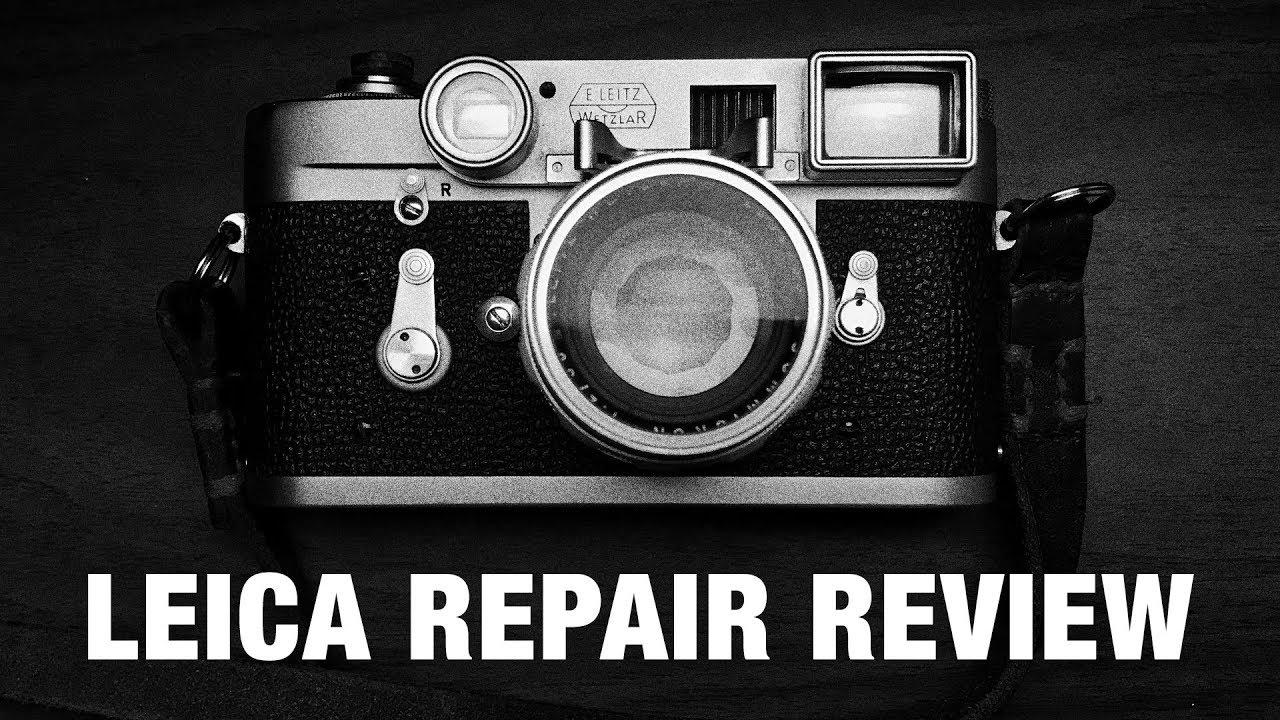 Youxin Ye Leica Repair Review