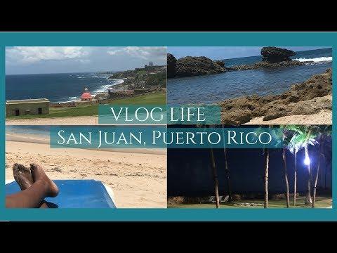 VLOG LIFE | San Juan, Puerto Rico