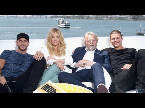 'Vikings' Cast Talks About Stunts on Set | IMDb EXCLUSIVE