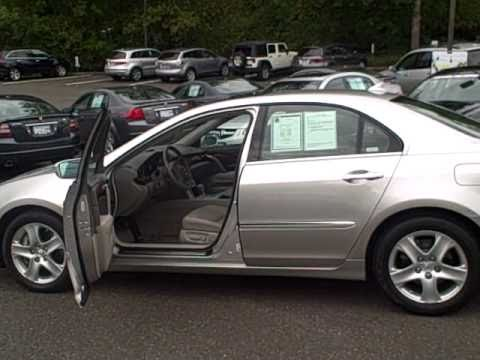 2005 acura rl technology package beaverton oregon youtube. Black Bedroom Furniture Sets. Home Design Ideas
