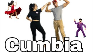 How to Dance Cumbia (Part 2)