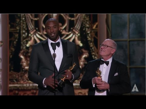 """Dear Basketball"" wins Best Animated Short Film"