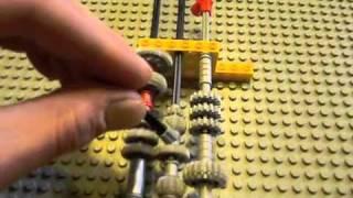 Lego 5 Speed Manual Transmission