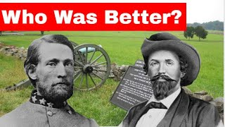 Mosby vs Morgan | Who Was a Better Commander?/Greatest Commanders in History