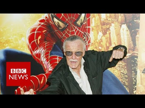 Stan Lee on how he created Spider-Man – BBC Information