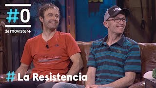 LA RESISTENCIA - Entrevista a Eneko e Íker Pou   #LaResistencia 27.03.2019