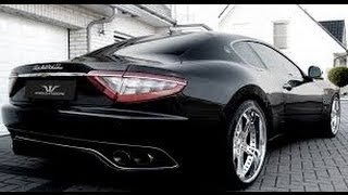 How To Draw A car Maserati Granturismo 3D