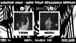 T-Cern X Weebz B2B at LOCAL MOTIV3S in the 7th St. Entry