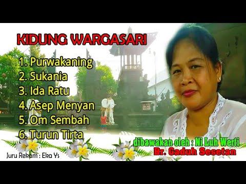 KIDUNG WARGASARI  Volume 1   Oleh Ni Luh Werti Br. Gaduh Sesetan