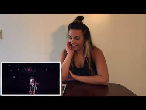 "(Maria' Reacts) Merrick Hanna: 11-Year-Old Dances Midair To ""iRobot"" - America's Got Talent 2017"