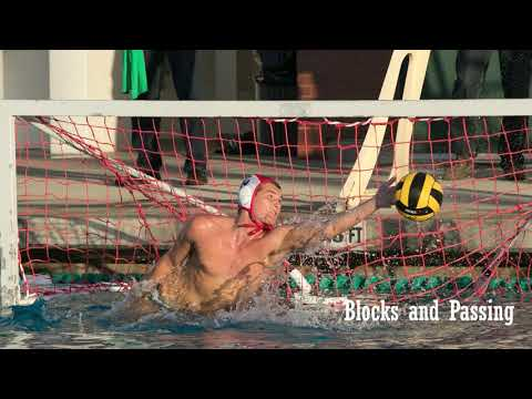 Liam Ward Water Polo Goalie Highlights - Class of 2019