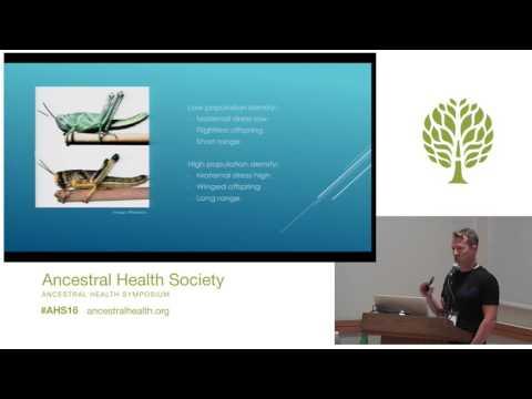 AHS16 - Jamie Scott - The Developmental Origins of Health and Disease
