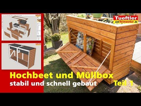 hochbeet-mit-kombinierter-müllbox-selber-bauen---diy-projekt-teil-1