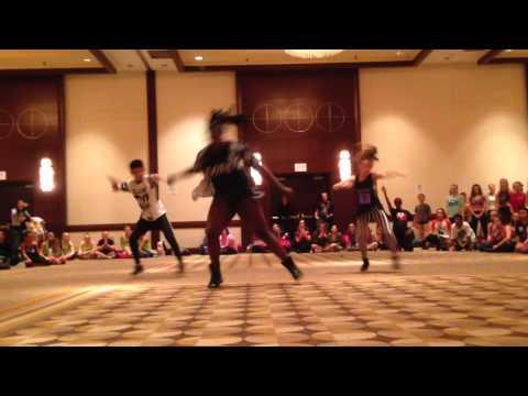 BALTIMORE CLUB MUSIC/WOO HAH/Gabe/Kaycee/Allison #triciamirandachoreography