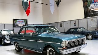 1964 Chevy Nova For Sale!