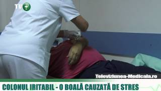 Colonul iritabil - cauze, simptome, tratament