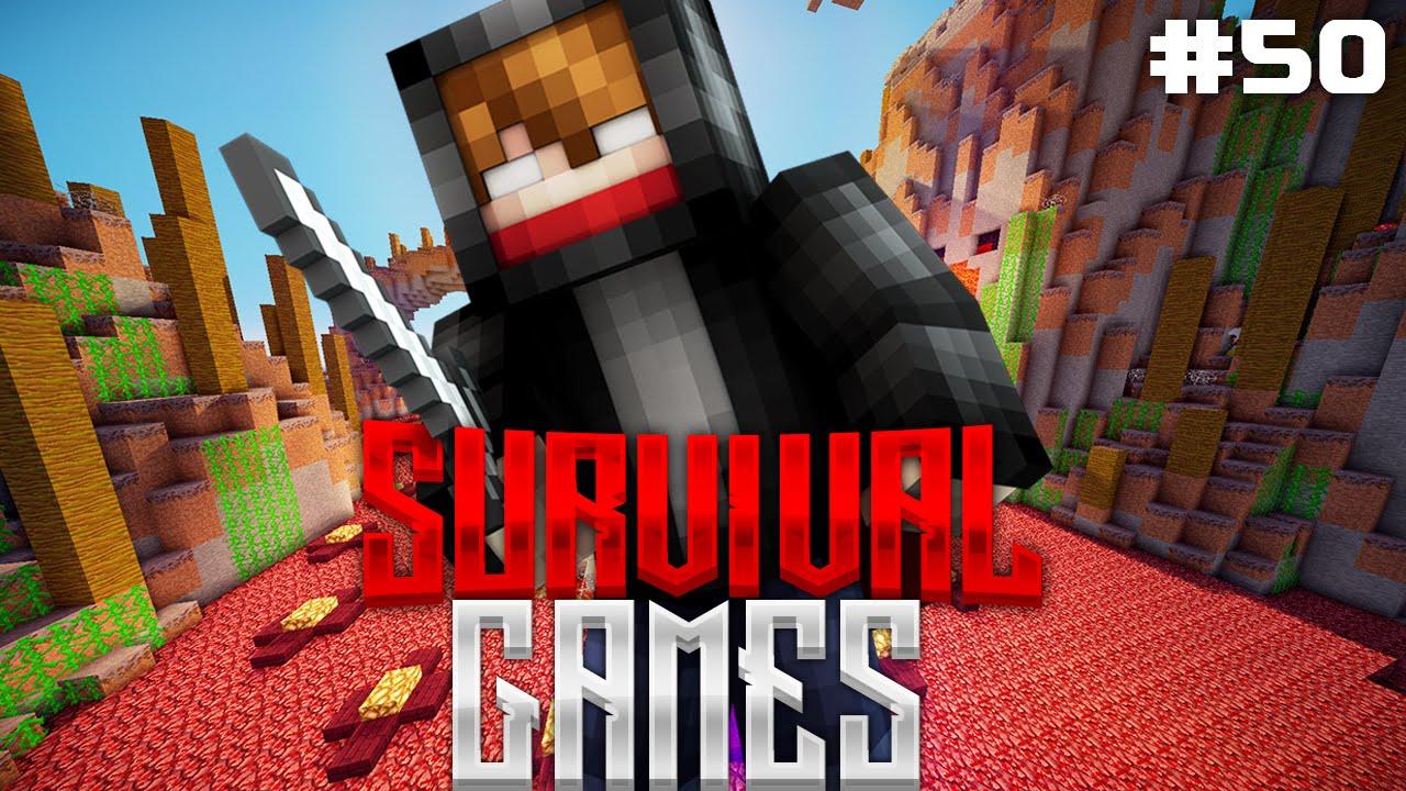 NAKED HUNGER GAMES (Minecraft Animation) - YouTube