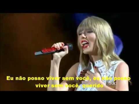 Tim Mcgraw - Highway Don't Care Ft Taylor Swift & Keith Urban Live Legendado
