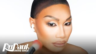 Kahmora Hall's Entrance Look 💄 Ruvealing the Look | RuPaul's Drag Race S13
