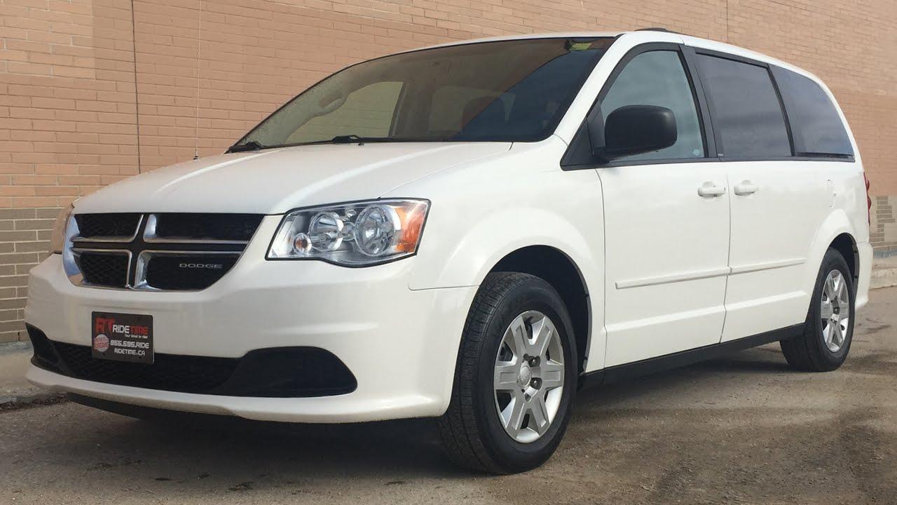 2012 Dodge Grand Caravan Sxt Stow N Go Rear A C For Sale In