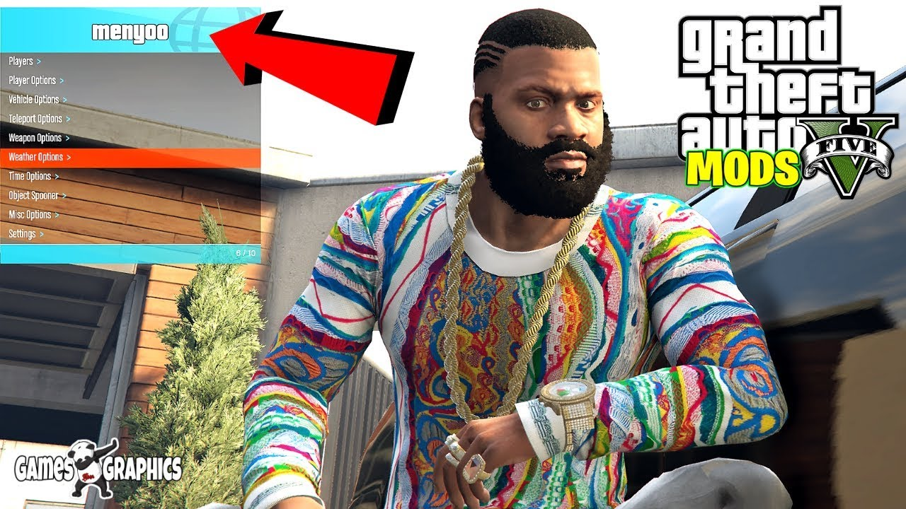 Download How to install Menyoo v1.3.0 (2020) GTA 5 MODS