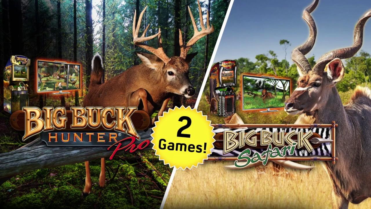 Amazon.com: TV Games Big Buck Hunter Pro: Toys & Games