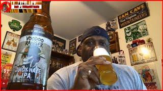 Beer Review: New Belgium Voodoo Ranger Juicy Haze IPA
