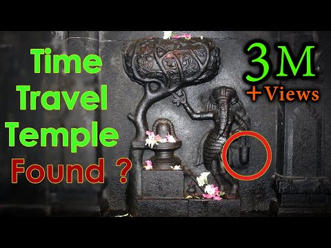 Ancient Temple Of Time Travel Found In India?