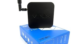 New Mini PC Review - The Minix Z83-4