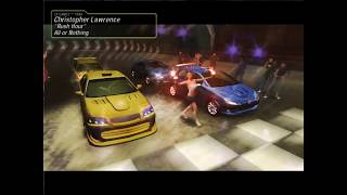 Need For Speed Underground 2 - Hidden/Secret Race #9 Street X  - Bayview