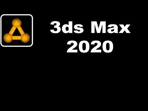 3ds Max 2020 - что нового