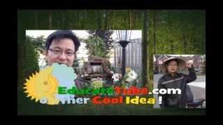 Wheelbarrow Express - How To Make A Pulled Rickshaw From A Wheelbarrow Intro