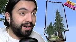 TÜM BASEYİ CAM İLE KAPLAMAK !!! | Minecraft: EGG WARS