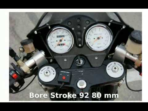 Moto Guzzi V 11 Sport Rosso Mandello  Walkaround and Specs
