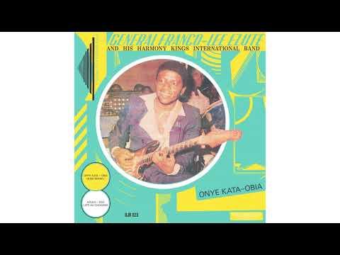 01 - General Franco Lee Ezute And His Harmony International Band - Onye Kata Obia 