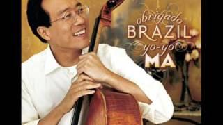 "Yo-Yo Ma & Rosa Passos - ""O Amor Em Paz/Love In Peace(Antonio Carlos Jobim)"""