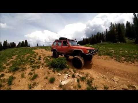 Grizzly Jeep Trail - Dotsero, Colorado