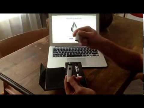iPuff Vape Start-Up Video