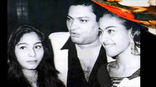 Actress Kajol with Family Photos