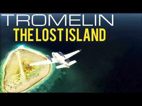 Tromelin the Lost Island ✈ Beechcraft King Air C90GTx