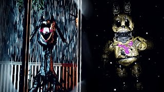 NIGHTMARE PUPPET And SPRINGBONNIE! | Final Nights 3: Nightmares Awaken