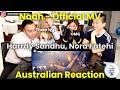 Naah - Harrdy Sandhu Feat. Nora Fatehi | Official Music Video | Asian Australian Reaction Video