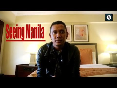 Traveling to Philippine | Sightseeing in Manila City | VLOG