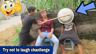Coi Cấm Cười Phiên Bản Việt Nam | TRY NOT TO LAUGH CHALLENGE 😂 Comedy Videos 2019 | Hải Tv - Part33