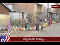 Scarcity for Drinking Water in Maharashtra Border Village