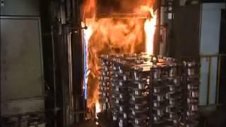 Завод ISUZU Tochigi, Япония - производство двигателей