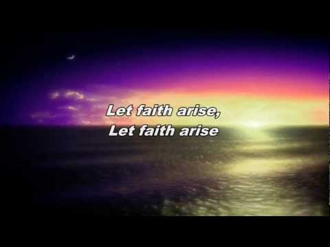 Chris Tomlin - I Lift My Hands with lyrics