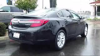 2014 Buick Regal Sedan Fresno  Clovis  Visalia  Hanford  Tular